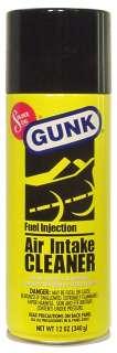 GUNK - Очиститель дроссельной заслонки и воздухозаборника ДВС аэрозоль 341г  М4712