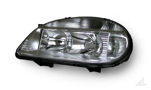 Блок-фара ВАЗ-2123 левая  Automotive Lighting Bosch с/о без линзы  301188201