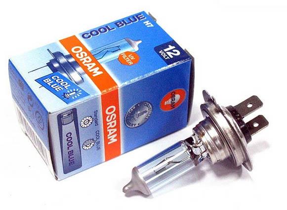 Лампа H 7  12V 55W OSRAM 64210