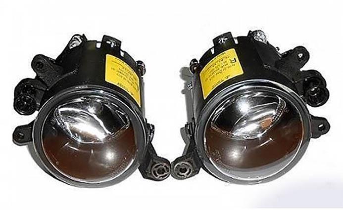 Фары противотуманные ВАЗ-2170,2123 н/о Automotive Lighting Bosch(г.Рязань) (676512073/074)