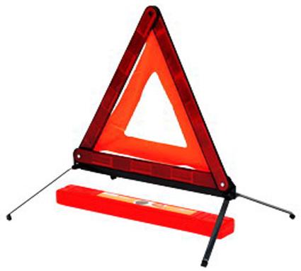 Знак аварийный ГОСТ с металлическим основанием  AIRLINE  AT03