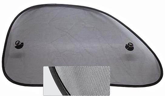 Шторки на боковые стекла AVS 65 х 38 см (боковые, задние) AVS207S (2 шт)
