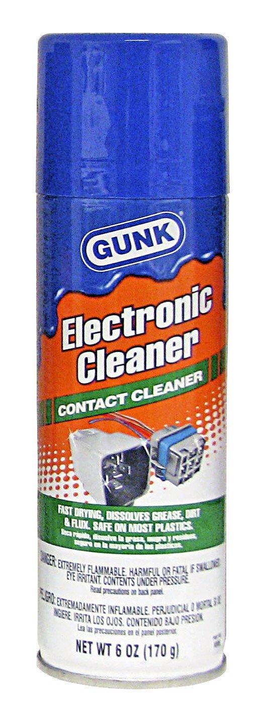 GUNK - Очиститель электроники, печатных плат и контактов аэрозоль 170 г (NM6)