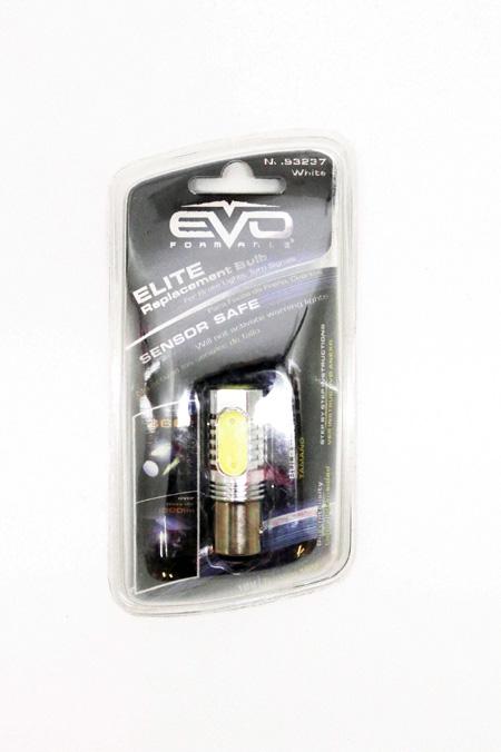 Светодиодная Лампа  EVO-6W/1157 белая (с обманкой)