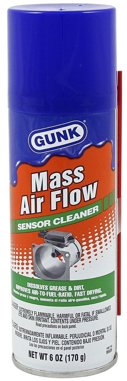 GUNK - Очиститель датчика массового расхода воздуха. Аэроз.170 г NEW (MAS6)