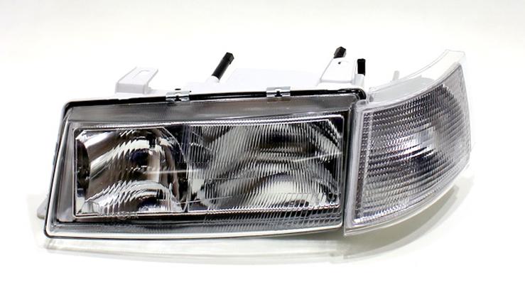 Блок-фара ВАЗ-2110 левая Automotive Lighting Bosch (г.Рязань) (0301050013)