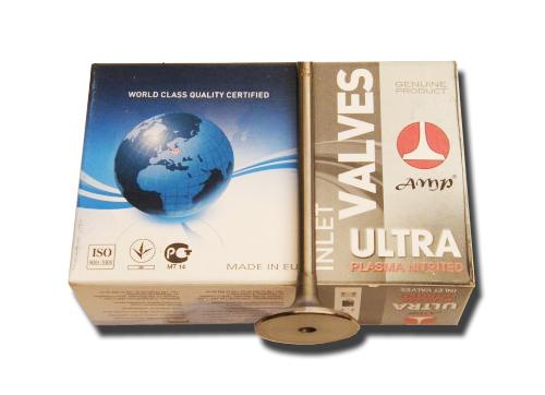 Клапаны DAEWOO Leganza, Lacetti 1.8/2.0 16V, 2.5 24V ВПУСКНЫЕ AMP (PDAE009N) 4 шт