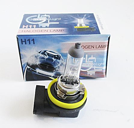 Лампа H11  12V 55W GrandeLight GL-H11-12-55