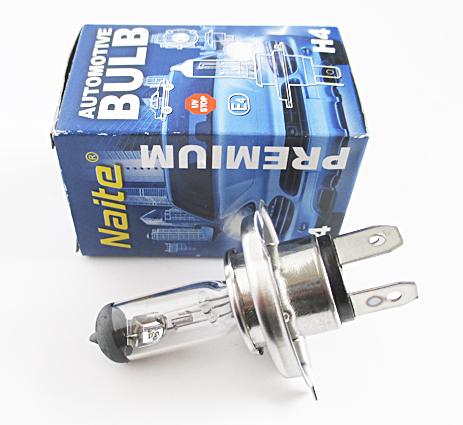 Лампа H 4  12V 60/55W P43 Naite