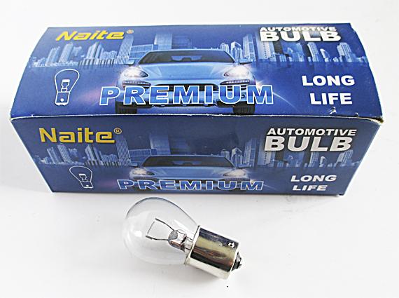 Лампа А 12-21 BA15S Naite фас.10шт