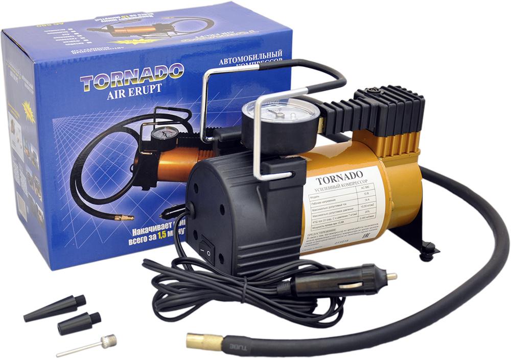 Компрессор AUTOVIRAZH TORNADO Standart (35л/мин.) (AC580B)