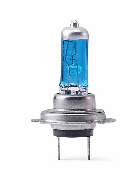 Лампа H 7  12V 55W  Blue GrandeLight GL-H7-12-55B