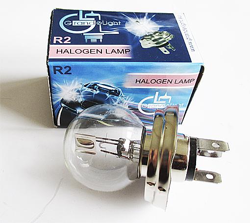 Лампа 12-75/70W R2 P45t GrandeLight GL-R2-12-75-70