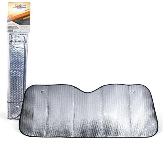 Шторка на лобовое стекло 135х80 см AIRLINE (ASPS8003)