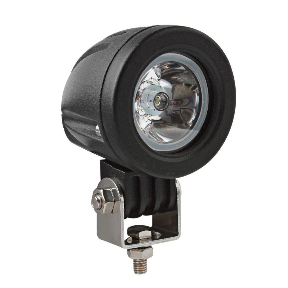 Фара светодиодная 12-24V 10W 1 LED рассеиваемый свет 86*56*65мм GL8032