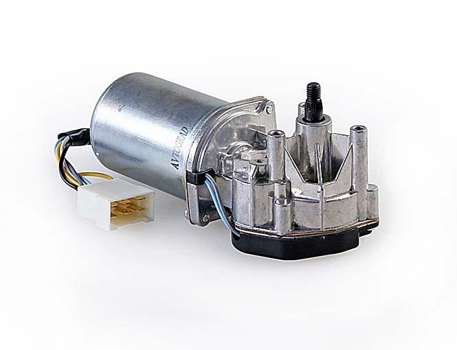Моторедуктор стеклоочистителя ВАЗ-2110 (вал 12 мм)  AVTOGRAD